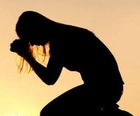 Pray a simple prayer
