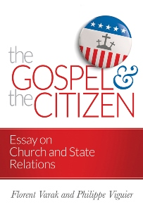 Smaller The Gospel and Citzen cover