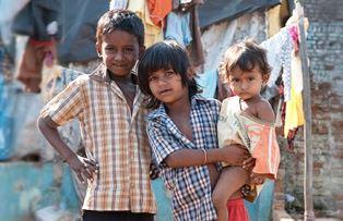 smaller Kids devastated by HIV GFA