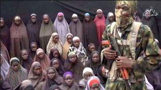 smaller Latest Chibok girls video