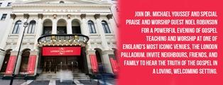 Evening at the London Palladium ad