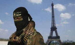 French jihardist in Paris