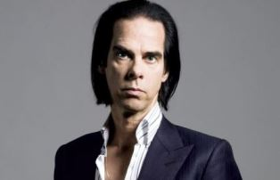 Smaller Nick Cave