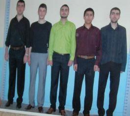 Snapshot of five Turkish killers