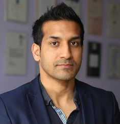 Wilson Chowdhry picture