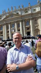 mi Gezim Alpion in Vatican City 09122016