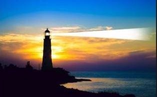 Become like a lighthouse