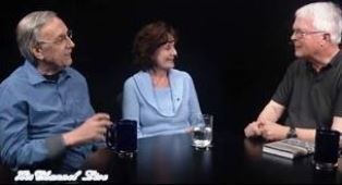 Dan Wooding with Hal and Sharon Fischer on His Channel Live