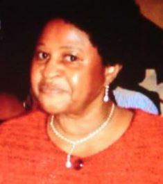Late wife of Dr. Lumala