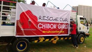 mi BringBackOurGirls truck 10152016