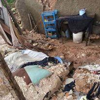 mi storm damage in Haiti from Hurricane Matthew 10 08 2016