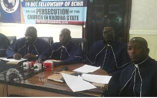 Church leaders in Kaduna