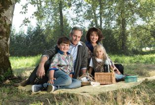 Family Shot from the Jon Benet film