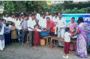 Global Hand Washing day use