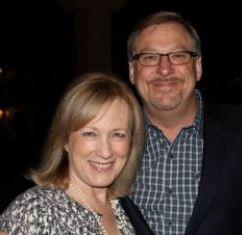 Kay and Rick Warren