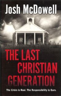 The Last Christian Generation cover