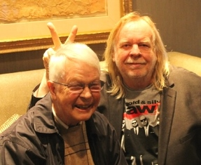 Dan with Rick Wakeman 3 use