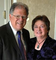 Pastor Bob Rieth and Marion