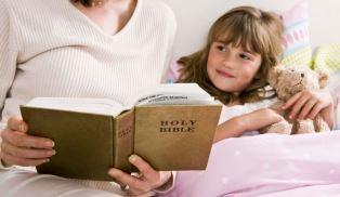 Reading the Bible Carol Round