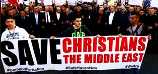 Save Christians of the Middle East