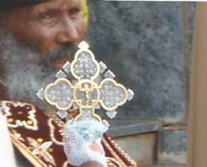 The Guardian of the Ark Axum Ethiopia