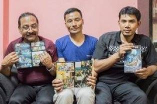 Three of the Nepal Christians
