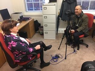 smaller Peter interview Baroness Cox