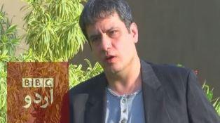 Shaan Taseer on BBC