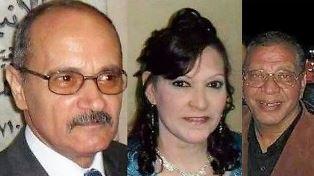 Three murdered Copts
