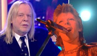 Wakeman and Bowie