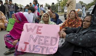 We need justice in Pakistan