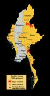 mi Burma map showing conflict areas 01 10 2017