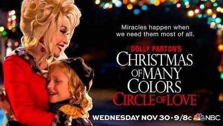 Nbc Christmas Of Many Colors.Dolly Parton S Christmas Of Many Colors Wins The Top Prize