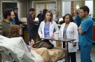 Scene from Greys Anatomy 2017