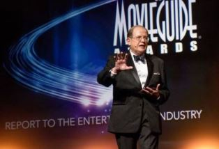 Ted Baehr gives his report use