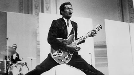 Rock And Rollyou Might Call It Chuck Berry Assist News