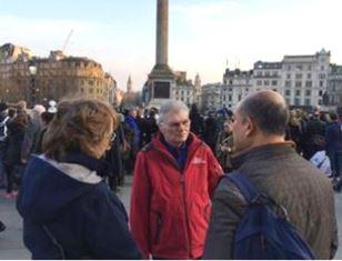 BG Rapid response team in London