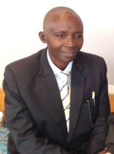 Burundi man