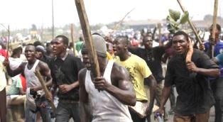 Fulani herdsmen on the attack in Nigeria