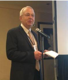 Michael Little addresses GNA