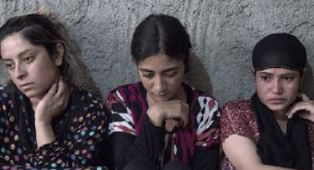 Women captured by ISIS