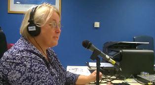 Pam Birtle on Premier Radio