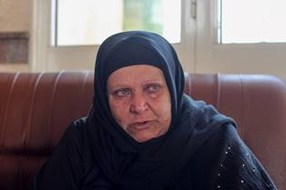 Woman in Al Arish 1