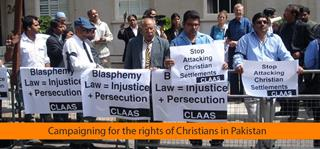 mi Campaign for the rights of Christians in Pakistan
