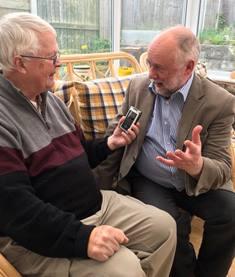 Dan Wooding interviews Steve Goddard