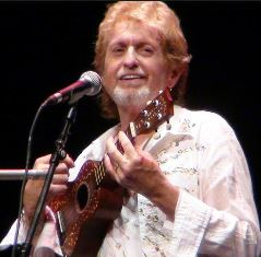 Jon Anderson performing