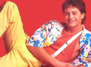 Kirk Cameron in younger days