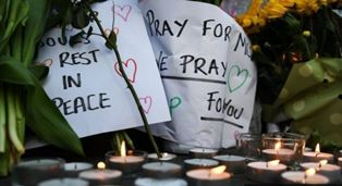 Prayer vigil in Manchester
