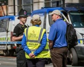 BG rapid response team in Manchester