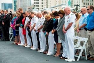 Prayer on Midway